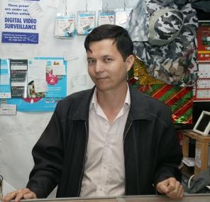 TAQI JAN WARASI