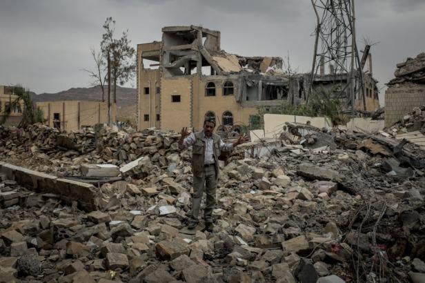 ABC - Yemen, Displaced by war.