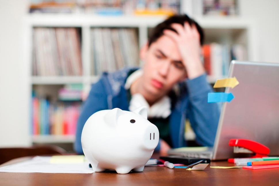 Financial stress a major burden on student success – On The Record